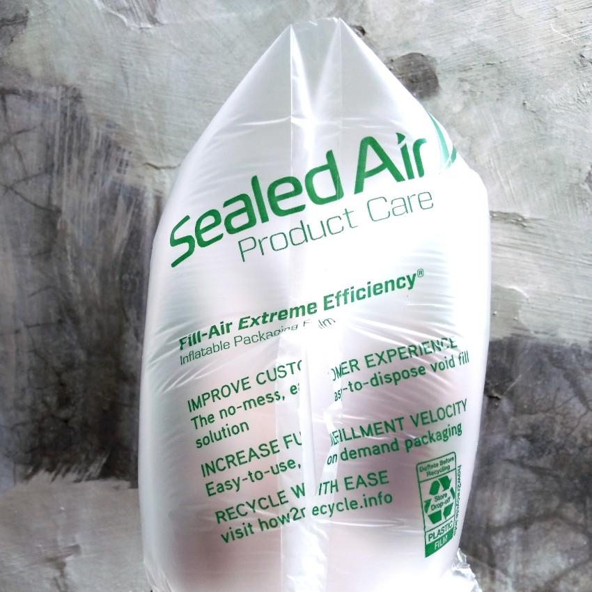 Sealed Air kantong angin impor dari Amerika Serikat