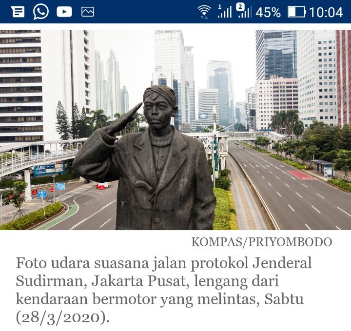 Foto jurnalistik Kompas cetak masih unggul