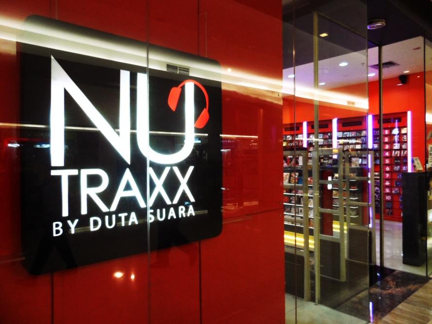 Nu Trax milik pemain lama Duta Suara di Mall @ Alam Sutera, Tangsel