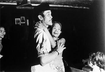 Karta, salah satu dari duo Sengkon Karta, dalam buku Mata Hati Kompas