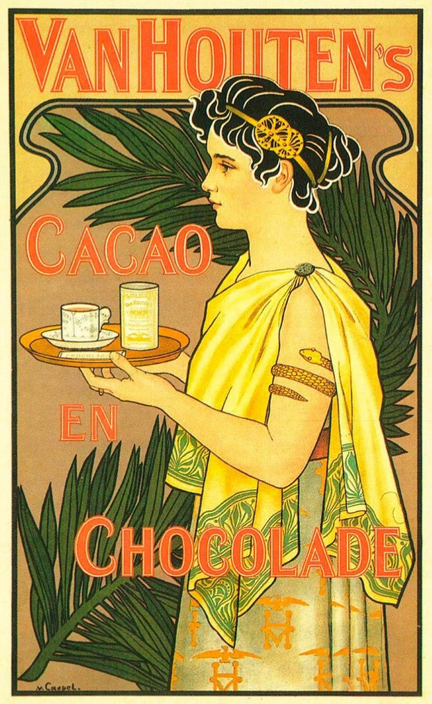 Sebelum mengenal kata cokelat, kita menyebut warna yang itu apa?