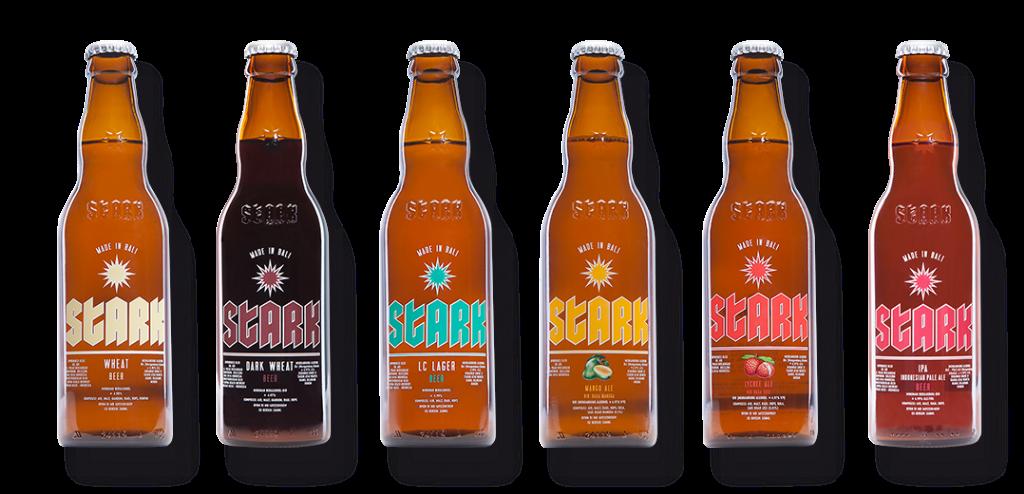 Stark craft beer made in Singaraja Bali