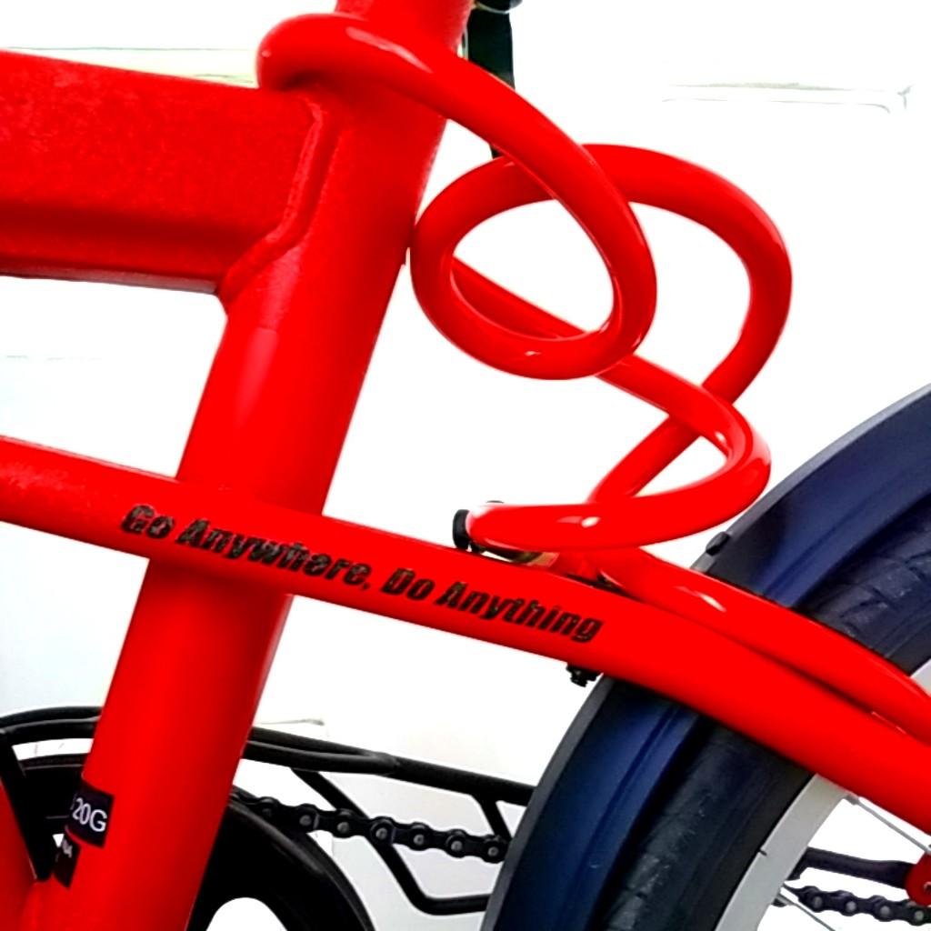 Sepeda bukan untuk orang cengeng manja