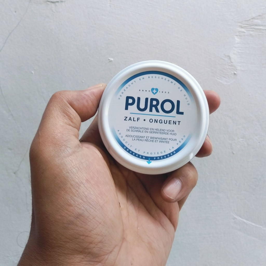 salep jadul Purol dari negeri Belanda