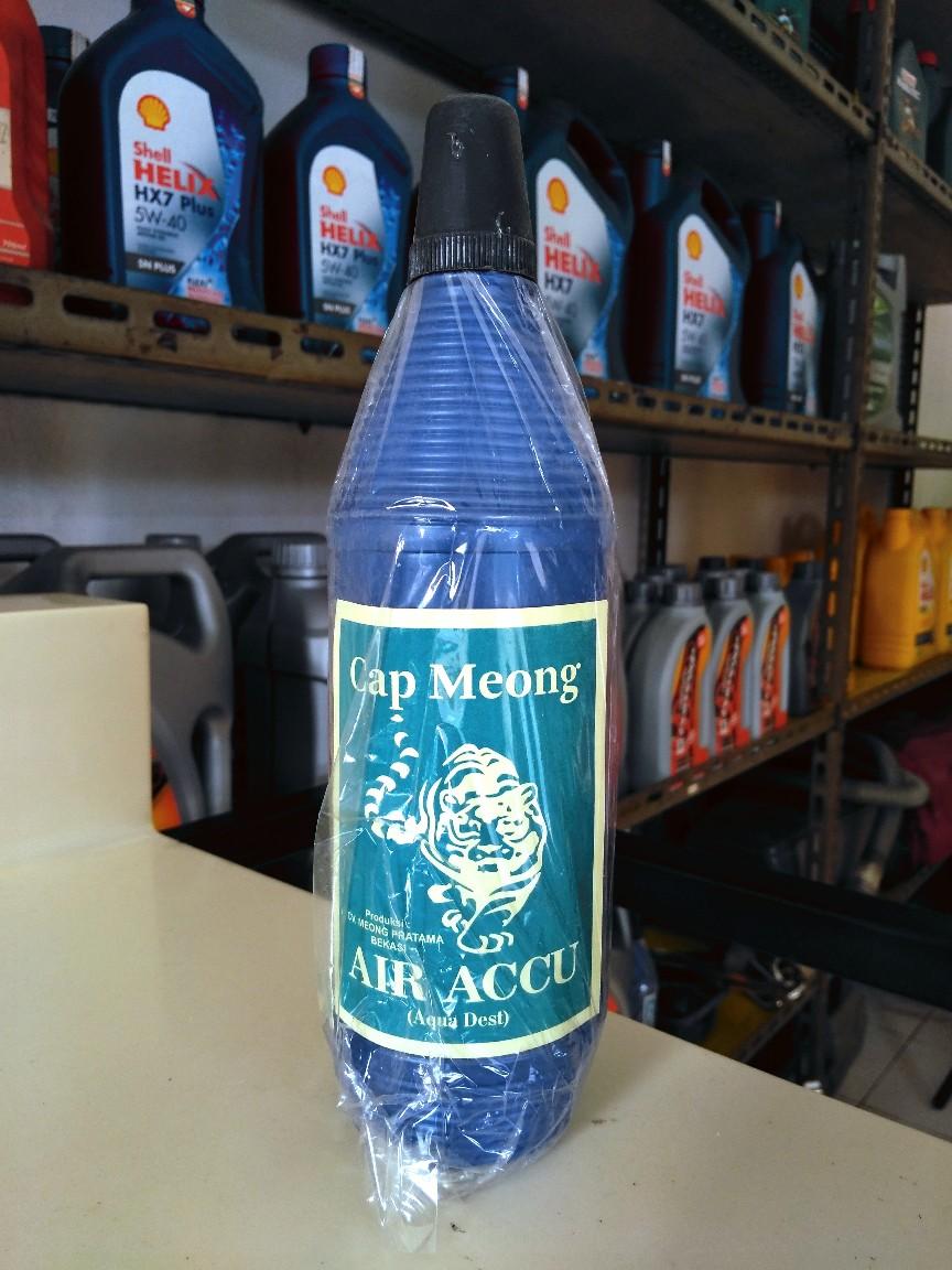 Air aki cap Meong