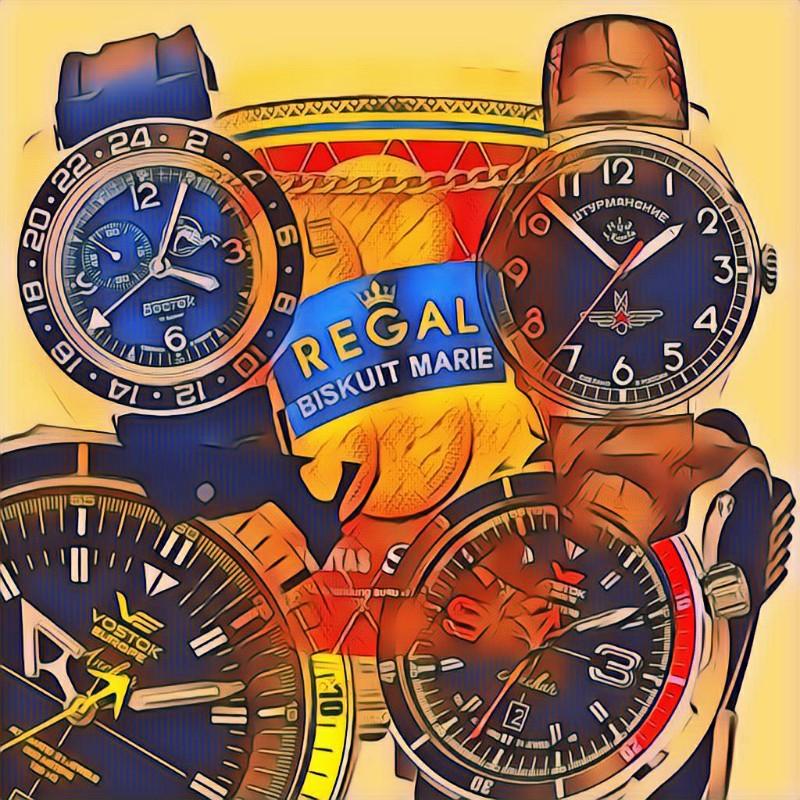 Ngapain punya jam tangan banyak?