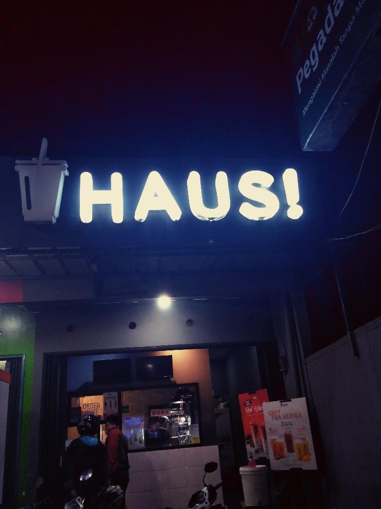 Kedai minuman berjenama Jerman