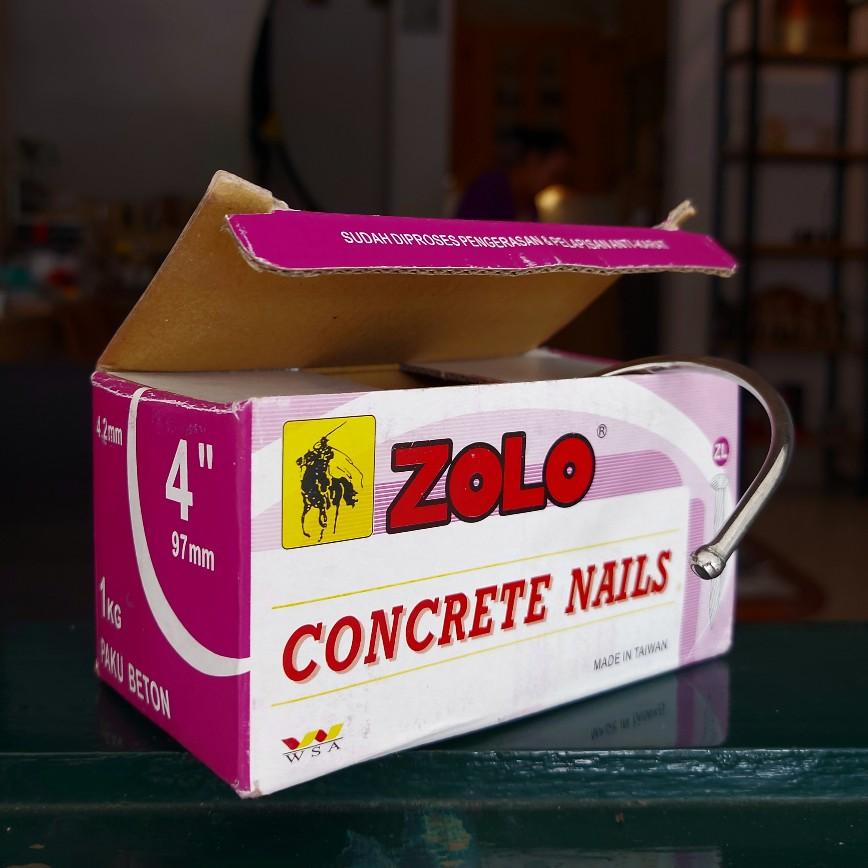 Zolo, adiknya Zorro, sepupu Han Solo