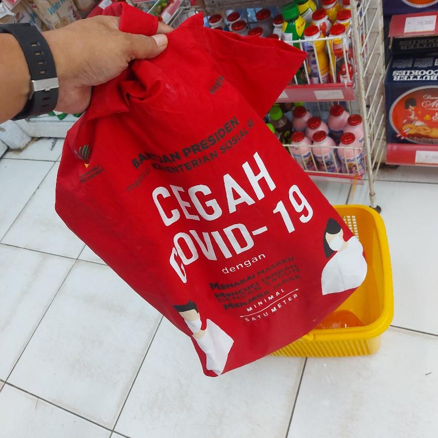 Tas banpres dari Jokowi
