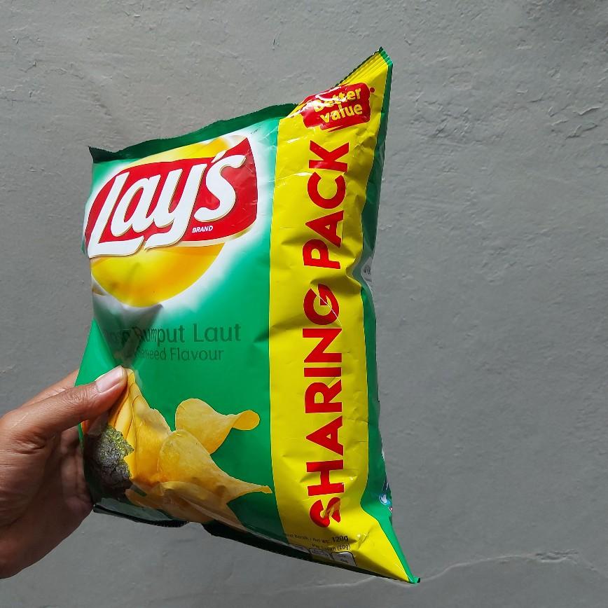 Sharing pack makanan untuk berbagi bukan agar jadi gendut