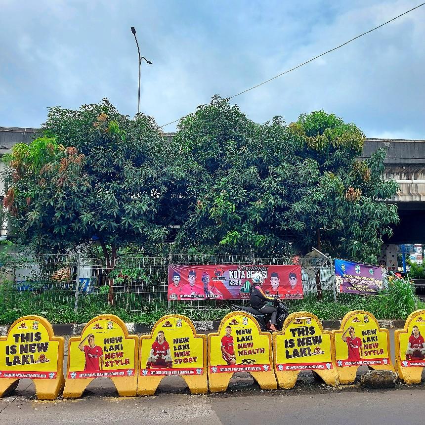 New Laki alias laki baru ala Extra Joss di Jatiwarna Bekasi