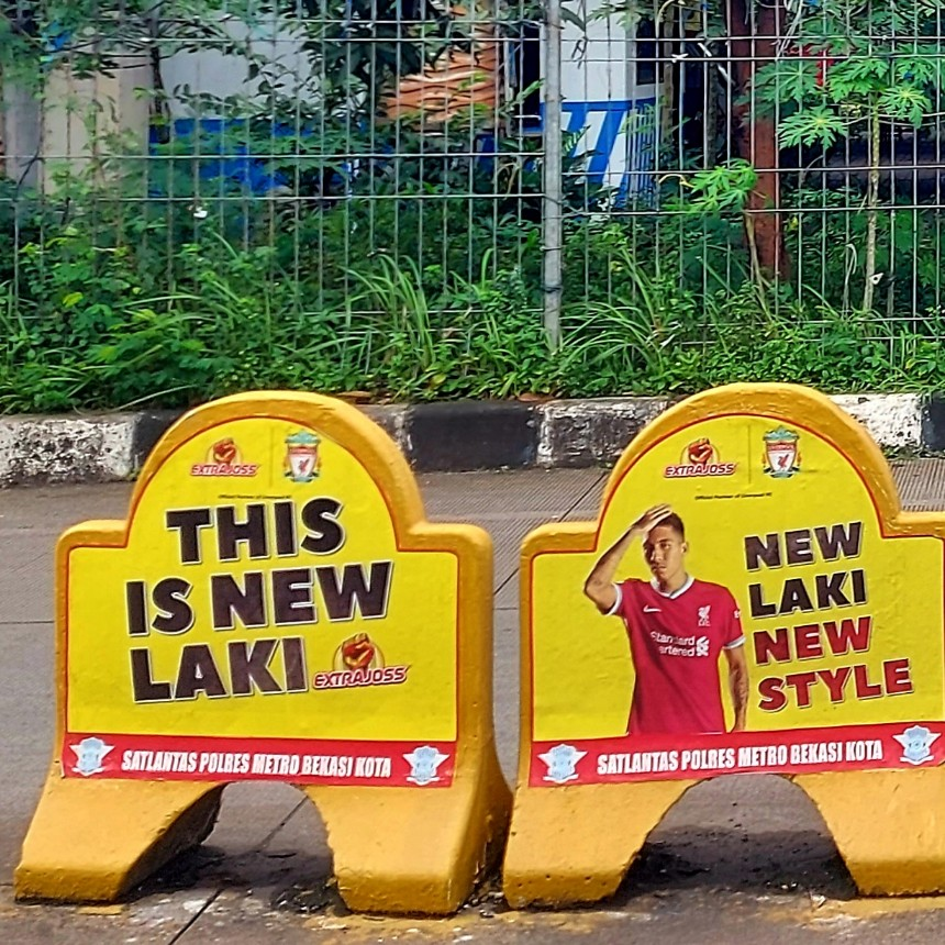 The New Laki itu siapa?