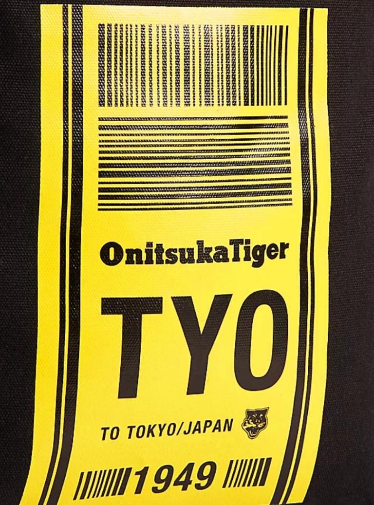 Tas Onitsuka Tiger versi Tyo bukan Blogombal.com