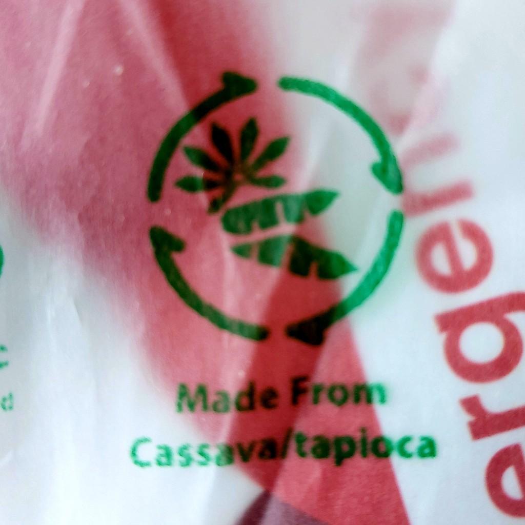Informasi tentang tas keresek berbahan singkong dari Ecoplast