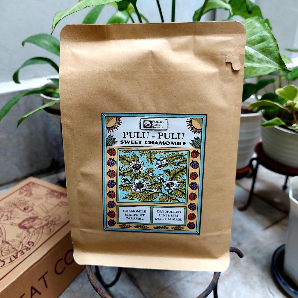 Kemasan cantik Fugol Coffee Roasters