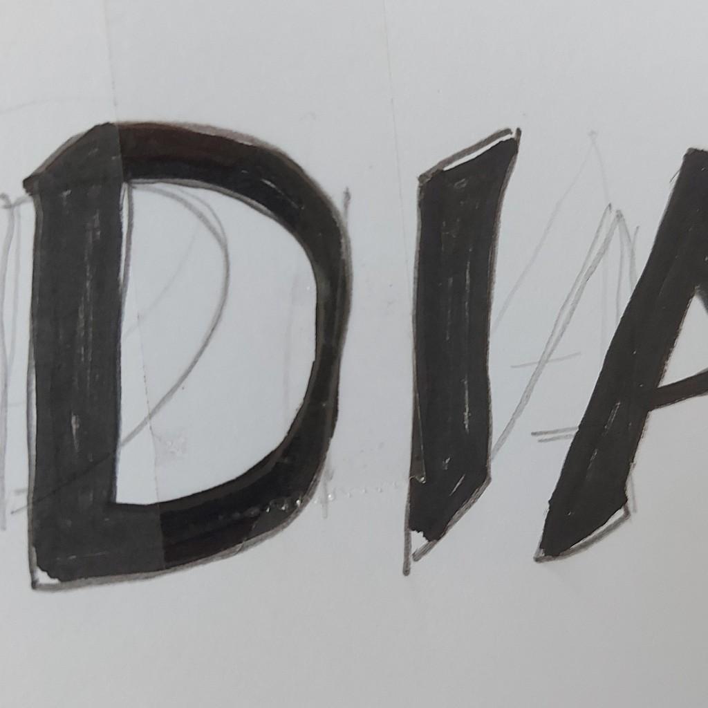 Di zaman printer tetap menulis dengan spidol