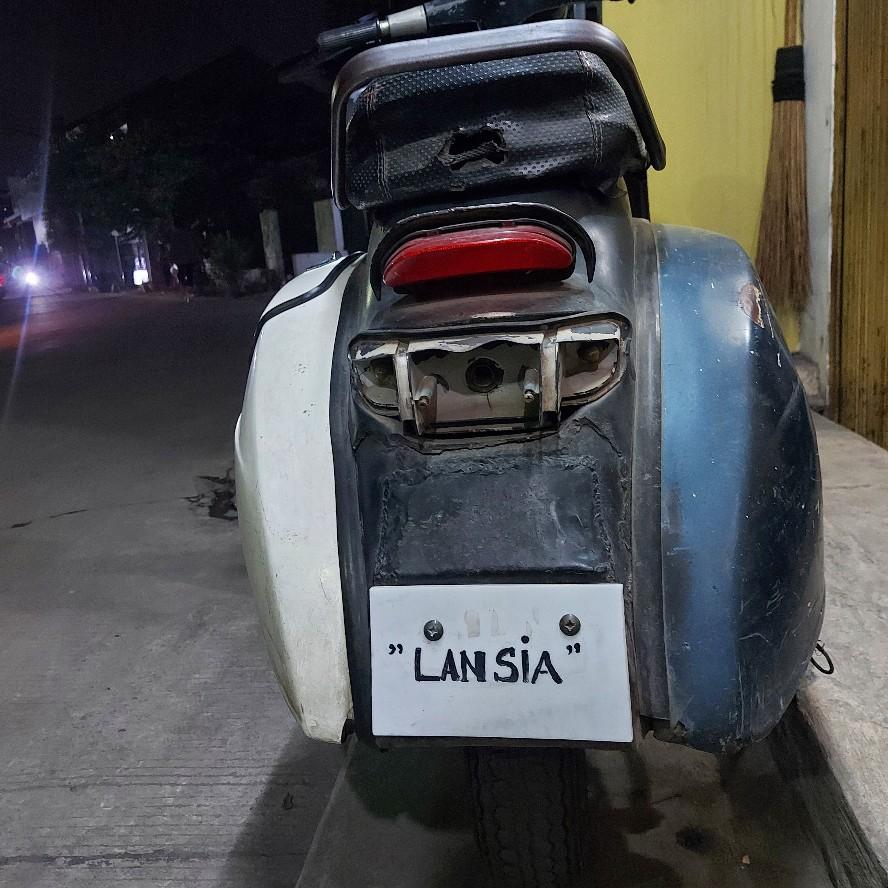 Gaya skuter lansia